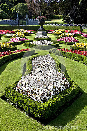 Lanhydrock House Gardens