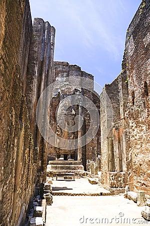 Free Lankatilaka, Polonnaruwa, Sri Lanka Stock Photos - 11251113