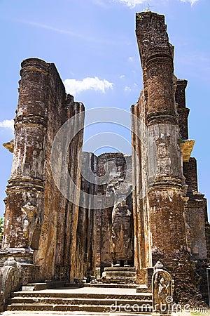 Lankatilaka, Polonnaruwa, Sri Lanka