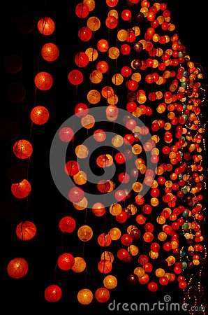 Lantern decoration