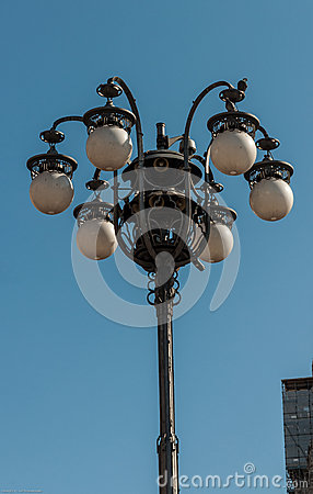 Lantern duomo Milano