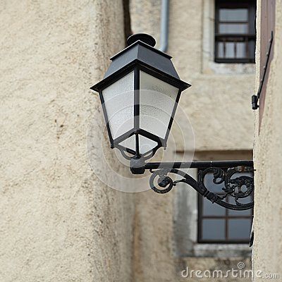 Free Lantern On Wall Stock Images - 25238184