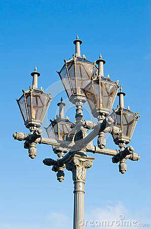 Lantern of street illumination