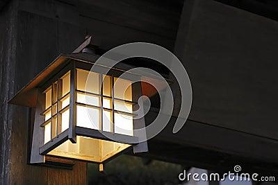 Lanterna japonesa