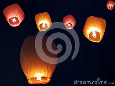 Lanterne del cielo