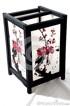 lanterne japonaise images libres de droits image 4667749. Black Bedroom Furniture Sets. Home Design Ideas