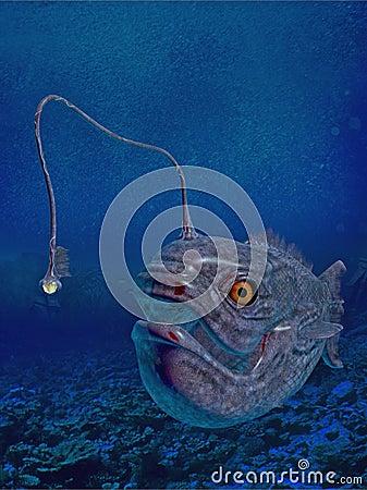 Free Lanternfish Royalty Free Stock Photos - 20367888