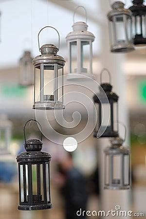 Free Lanterns Stock Images - 92807474
