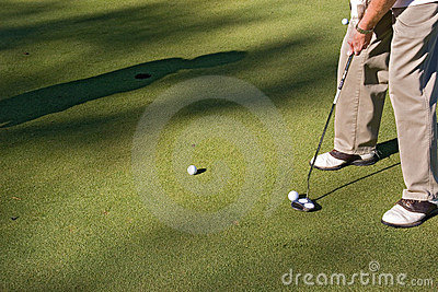 Lanzamiento 01 del golf