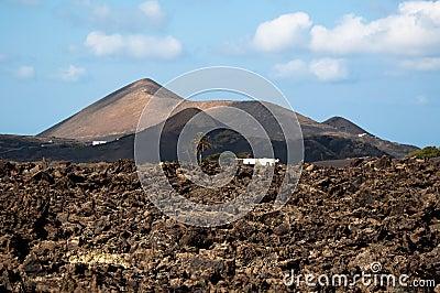 τοπίο Lanzarote