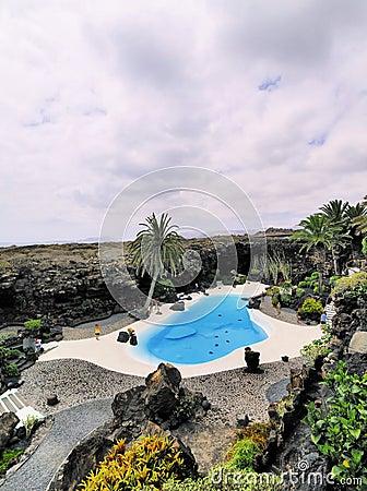 Lanzarote Editorial Photo