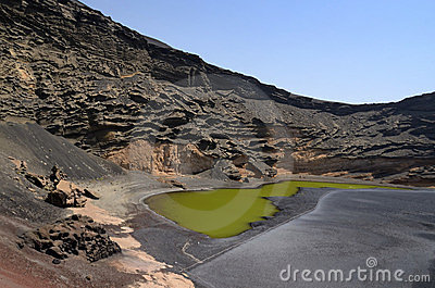 Lanzarote s lake