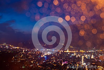Lanzhou night