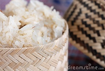 Lao Sticky Rice