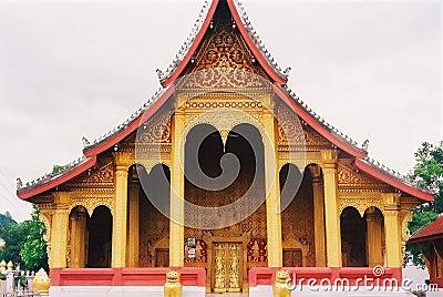 Laoatian Temple