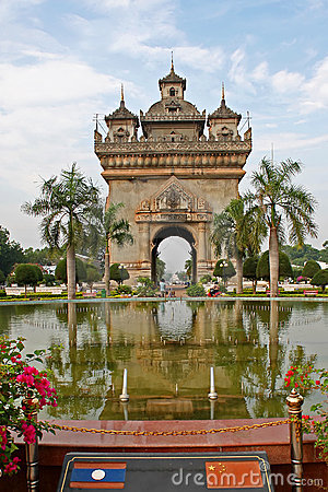 Free Laos Monument Stock Images - 2699804