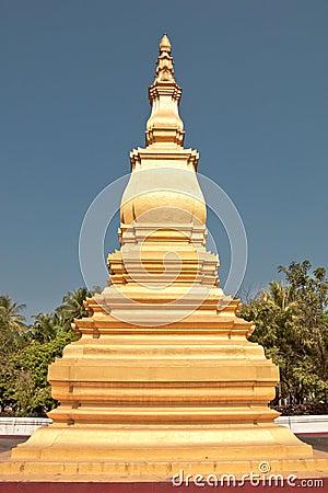Laotian Stupa