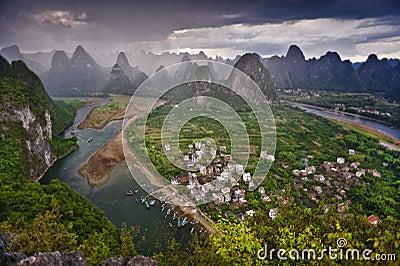 Laozhai Hill China