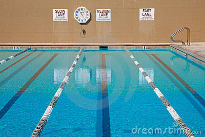 Lap Swimming Pool Royalty Free Stock Images - Image: 23937469