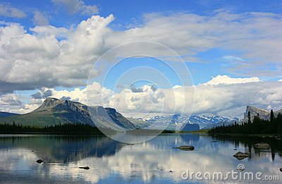 Lapland view