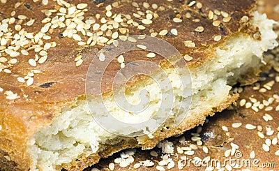 Lappa av bröd