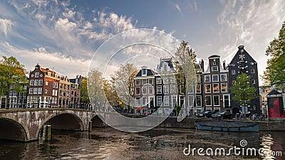 Lapso de tempo de Amsterdão