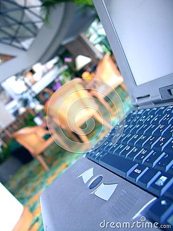 Free Laptop Stock Image - 35911
