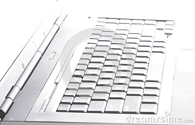 Laptop Abstract
