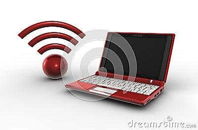 Laptop and connexion
