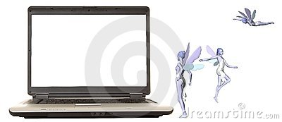 Laptop Fairies