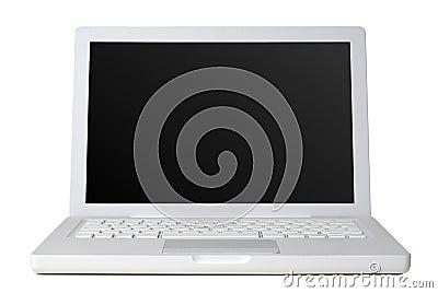 Laptop front