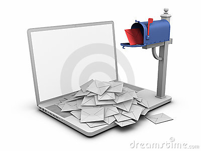 Laptop - Mailbox
