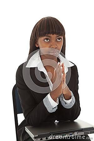 Laptop pray