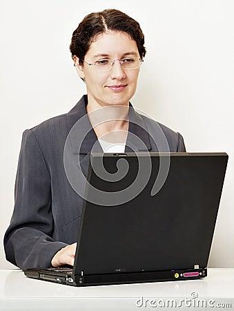 Laptop worker pro