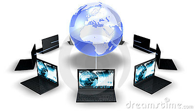 Laptops Around The World