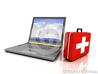 Laptops diagnostic