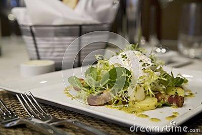 Lardon Salad