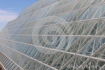 Large Arizona Greenhouse