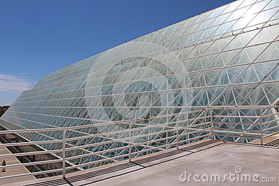 Large Arizona Greenhouse
