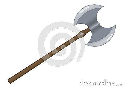 Large ax
