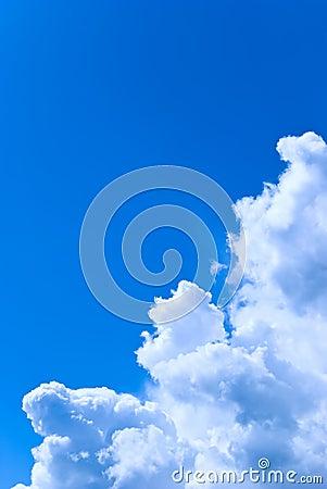 Large cloud
