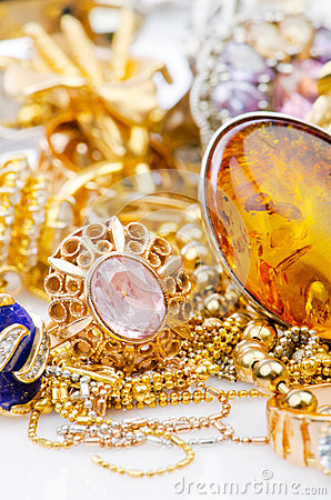 Large collection of  jewellery