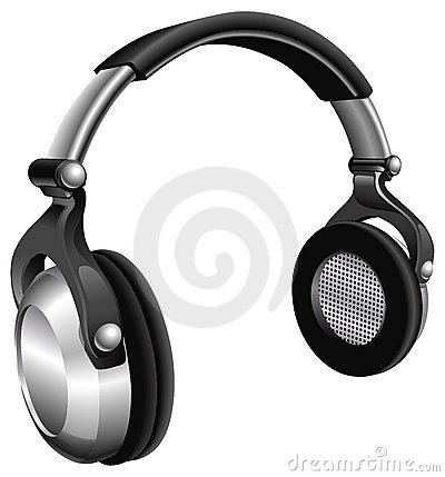 Large DJ Headphones
