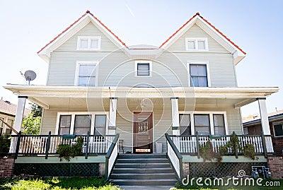 Large Duplex Home