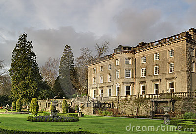 Large English Country house and garden