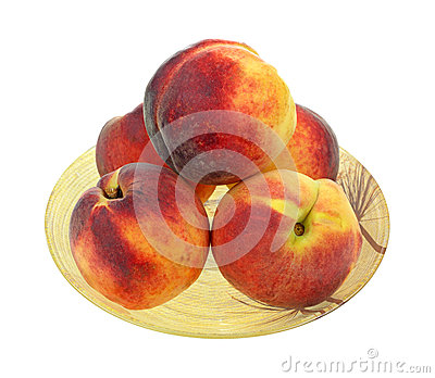 Large Firm Peaches