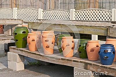 Large flower or plant pots