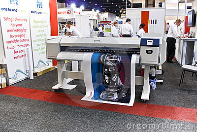 Large Format Digital Inkjet Printer - Xerox