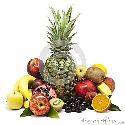 Large Fruit Still-life