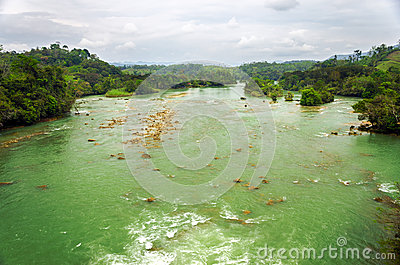 Large Green River